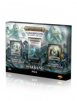 Warhammer Age of Sigmar: Champions Warband Collectors Pack Serie 1 english