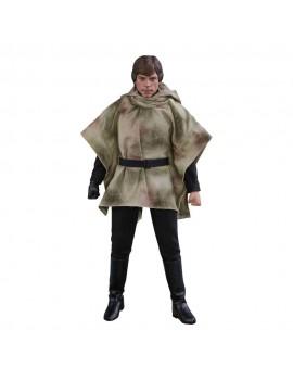 Star Wars Episode VI Movie Masterpiece Action Figure 1/6 Luke Skywalker Endor 28 cm