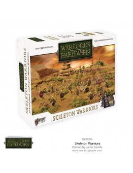 Warlords of Erehwon Miniatures Game Expansion Set Skeleton Warriors *English Version*