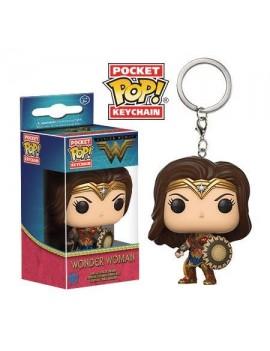 Wonder Woman Movie Pocket POP! Vinyl Keychain Wonder Woman 4 cm