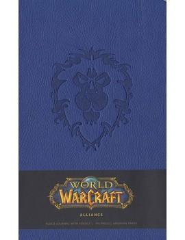 World of Warcraft Hardcover Ruled Journal Alliance