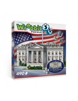 Wrebbit The Classics American Icons Collection 3D Puzzle The White House