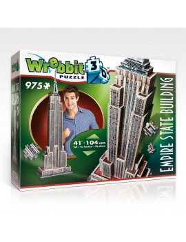 Wrebbit The Classics Collection 3D Puzzle Empire State Building