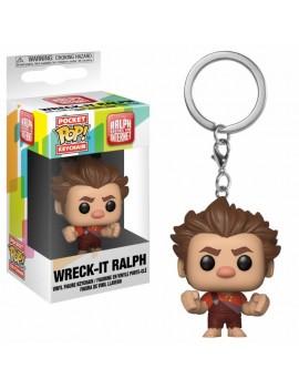 Wreck-It Ralph 2 Pocket POP! Vinyl Keychain Wreck-It Ralph 4 cm
