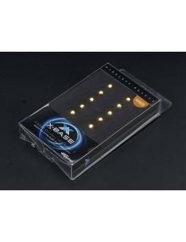 X-base LED 10-Pack Amber