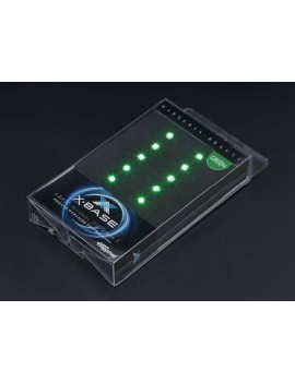 X-base LED 10-Pack green