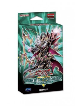 Yu-Gi-Oh! Structure Deck Order of the Spellcasters Display (8) *German Version*