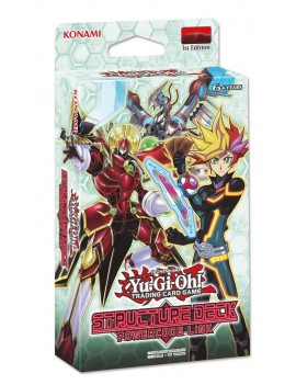 Yu-Gi-Oh! Structure Deck Powercode Link Display (8) *German Version*