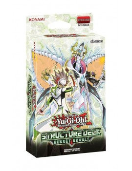 Yu-Gi-Oh! Structure Deck Rokket Revolt Display (8) *German Version*