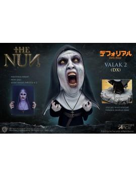 The Nun Defo-Real Series Soft Vinyl Figure Valak 2 (Open mouth) Deluxe Version 15 cm