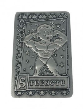 Fallout Replica Perc Card Strength