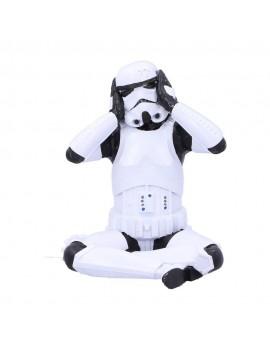 Original Stormtrooper Figure Hear No Evil Stormtrooper 10 cm