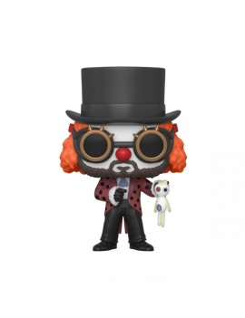 Money Heist POP! TV Vinyl Figure Professor O Clown 9 cm