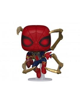 Avengers: Endgame POP! Movies Vinyl Figure Iron Spider w/Nano Gauntlet 9 cm