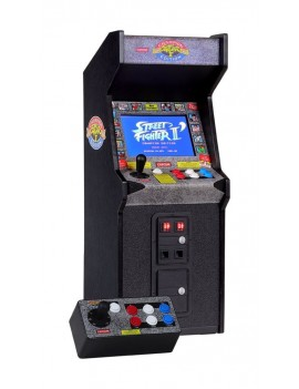 Street Fighter Mini Cabinet Arcade Game 1/6 Street Fighter II: Champion Edition x RepliCade