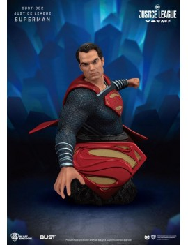 Justice League PVC Bust Superman 15 cm