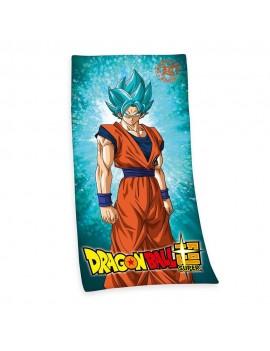 Dragon Ball Super Towel Super Saiyan God Super Saiyan Son Goku 150 x 75 cm