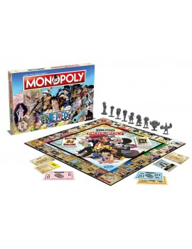 One Piece Board Game Monopoly *French Version*