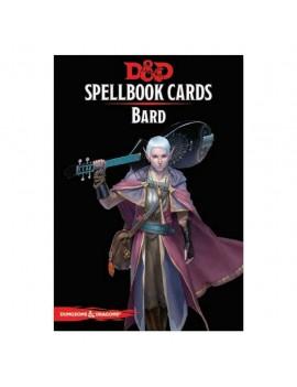 Dungeons & Dragons Spellbook Cards: Bard Deck *English Version*