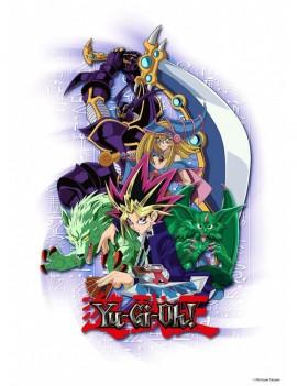 Yu-Gi-Oh! Art Print 42 x 30 cm