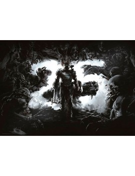 Doom Art Print 25th Anniversary 42 x 30 cm
