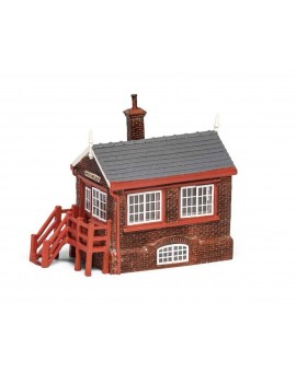 Harry Potter Model Railway Building 1/76 Hogsmeade Station - Signal Box