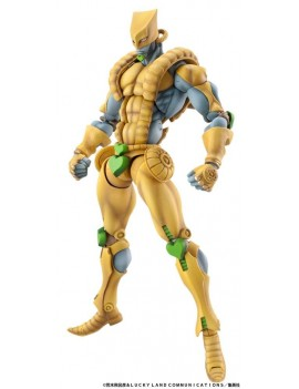 JoJo's Bizarre Adventure Super Action Action Figure Chozokado (The World) 17 cm