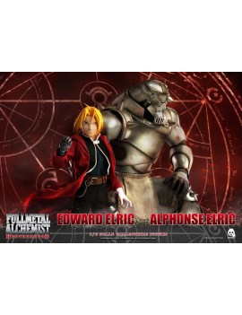 Fullmetal Alchemist: Brotherhood Action Figure 2-Pack 1/6 Edward & Alphonse Elric 25 - 37 cm