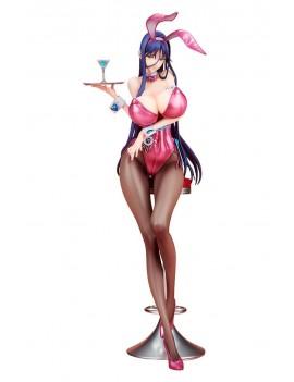 Magical Girl Mahou Shoujo PVC Statue 1/7 Misanee Bunny Girl Style Mystic Pink 27 cm