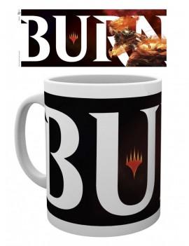 Magic the Gathering Mug Burn