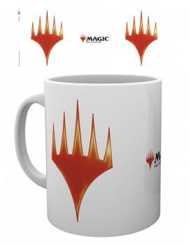 Magic the Gathering Mug Planeswalker Logo