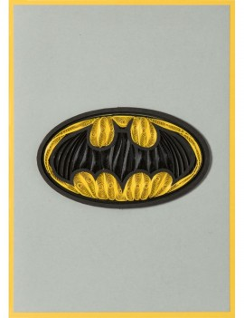 DC Comics Quilled Greeting Card Batman