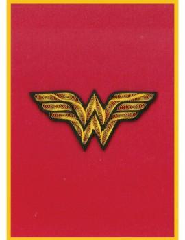 DC Comics Quilled Greeting Card Wonder Woman