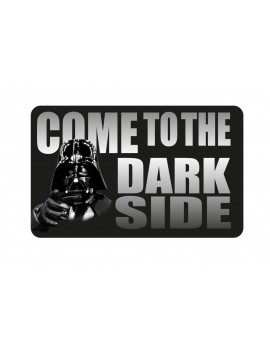 Star Wars Carpet Come to the Dark Side 80 x 50 cm
