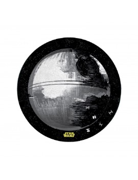 Star Wars Carpet Death Star 80 cm