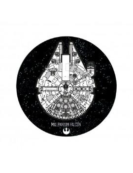 Star Wars Carpet Millennium Falcon 80 cm