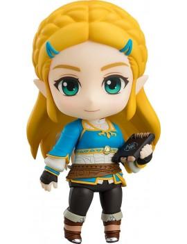 The Legend of Zelda Breath of the Wild Nendoroid Action Figure Zelda Breath of the Wild Ver. 10 cm