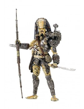 Predator 2 Action Figure 1/18 Elder Predator Previews Exclusive 11 cm