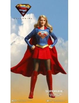 Supergirl Real Master Series Action Figure 1/8 Supergirl 23 cm