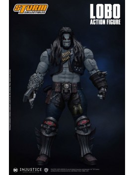 Injustice: Gods Among Us Action Figure 1/12 Lobo 21 cm