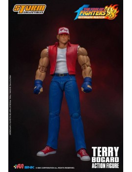 King of Fighters '98: Ultimate Match Action Figure 1/12 Terry Bogard 18 cm