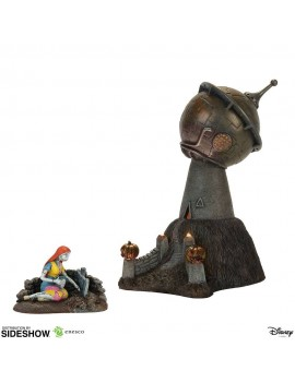 Nightmare Before Christmas Statue Dr. Finkelstein's Observatory 25 cm