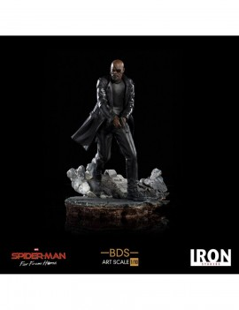 Spider-Man: Far From Home BDS Art Scale Deluxe Statue 1/10 Nick Fury