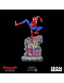 Spider-Man: Into the Spider-Verse BDS Art Scale Deluxe Statue 1/10 Peter B. Parker