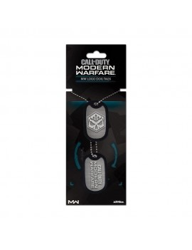 Call of Duty: Modern Warfare Dog Tags with ball chain Logo