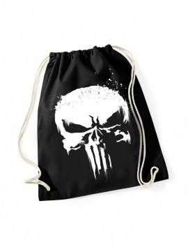 Marvel Gym Bag Punisher Skull