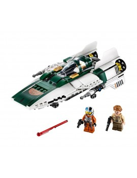 LEGO® Star Wars™ Episode IX - Resistance A-Wing Starfighter™