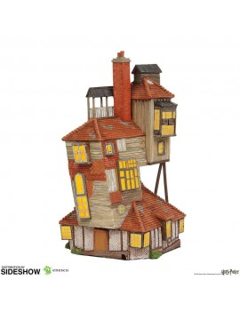 Harry Potter Statue The Burrow 20 cm
