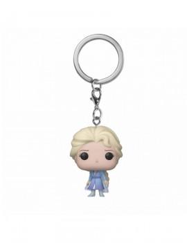 Frozen II Pocket POP! Vinyl Keychain Elsa 4 cm