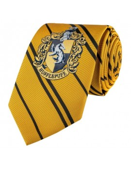 Harry Potter Woven Necktie Hufflepuff New Edition